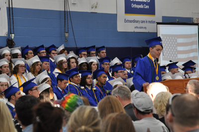 Salutatorian Address